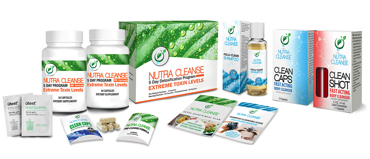 About Us - Our Cleanse Products