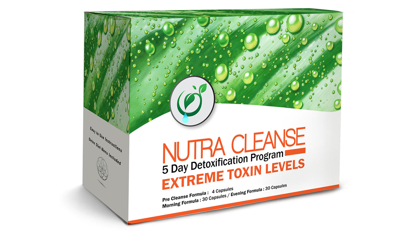 Nicotine Cleanse - 5 Day Detox