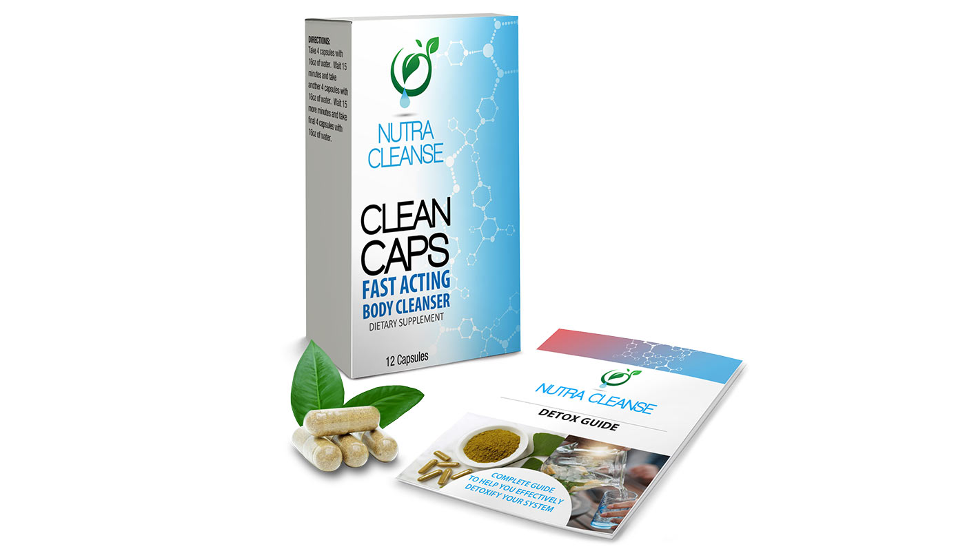 Same Day Cleanse - Clean Capsules
