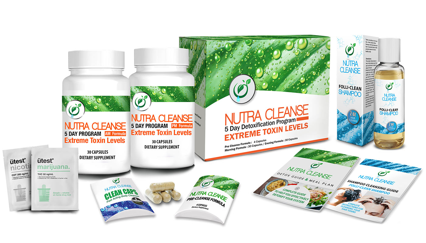 Total Body Cleanse - 5 Day Extreme Detoxification